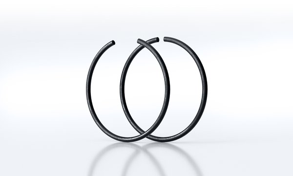 Circular wire circlips to DIN 9925/ DIN 9926